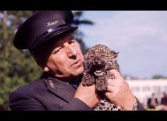 Animal magic (TV) - Aw bless good old Johnny Morris - I loved the 'animals talking' bits!