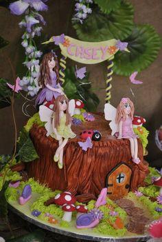 Faerie tree house Faeries, Tea Party, Plum, Christmas Ornaments, Purple, Holiday Decor, Garden, House, Design