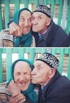 Adam and me in 40 years :)