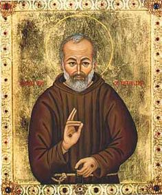 Saint of the Day for September 23: Saint Pio of Pietrelcina (Padre Pio)