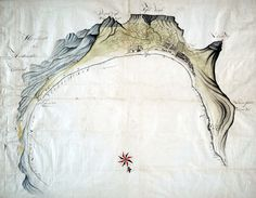 Chart of The Table Bay with its Environment c1700 | Flickr - Photo Sharing!