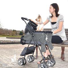 Caninange User's Photo -Pet stroller Japan-  http://caninange.com/