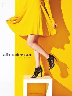 #AlbertoBressan #Shoes adv campaign #SS14 #fashion #women
