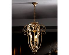 Description: Lucena Suspension  Materials: Metal in silver finish and with aged patina Dimensions: 460mm diameter x 700mm high, Overall height 1950mm Lamp: 3 [...] Counter, Chandelier, Product Description, Ceiling Lights, Lighting, Metal, Silver, Home Decor, Candelabra