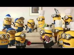 1000 images about minions on pinterest despicable me tv commercials and official trailer - Despicable me xfinity ...