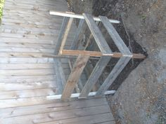 Built a compost box today out of old fence boards and posts from the Habitat ReStore! Outdoor Chairs, Outdoor Furniture, Outdoor Decor, Old Fence Boards, Habitat Restore, Old Fences, Fence Panels, Compost, Habitats
