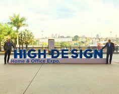 Eu e Maurício @mauricio.palermo prestigiando a High Design!!! Olioli presente em mais um evento importante!!!! @highdesignexpo @designweekendsp