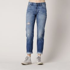 LVC 505 Jeans Customized Peggy O
