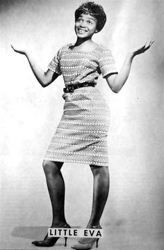 """The Story Behind the Song """"The Loco-Motion"""" by Little Eva"""