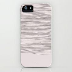 Stripe iPhone & iPod Case by siobhaniaa - $35.00