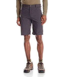 Craghoppers Mens Kiwi Pro Lite Shorts Dark Lead 34Inch ** Check this awesome product by going to the link at the image.(This is an Amazon affiliate link and I receive a commission for the sales)