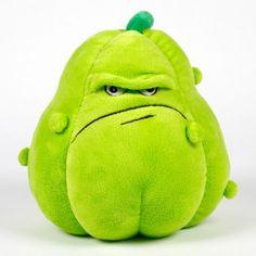 Plants vs. Zombies Store: Plants vs. Zombies Plush Toy: Stuffed Squash Plush Character