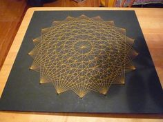 More string art, so cool