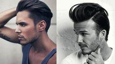 Hairstylle,Undercut Hairstyle ,David bekham