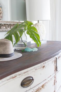 Simple and Coastal - Our Winter Bedroom I Finding Silver Pennies
