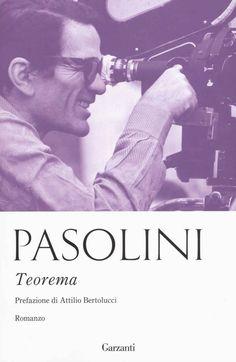 Foto Cover di Teorema, Libro di Pier Paolo Pasolini, edito da Garzanti Libri