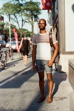 Toronto Street Fashion: Justin