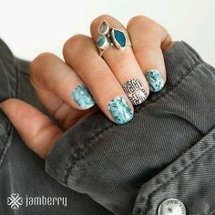 #turquoise wraps with #amazed wrap accent = gorgeous!! (On my list for my next…