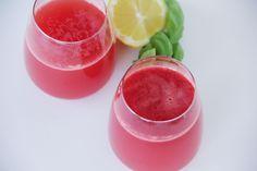 Um sumo delicioso e refrescante. Uma bebida top para os dias mais quentes