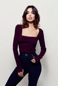 Intimately Lala Layering Top at Free People Clothing Boutique