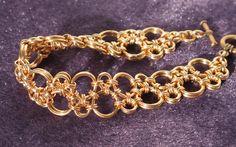 Hodo bracelet - Japanese weave