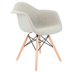 Chaise Eames Daw Fabric \