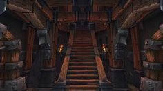 MMO-Champion - World of Warcraft News and Raiding Strategies World Of Warcraft News, Hand Painted Textures, 3d Background, Texture Painting, Low Poly, Cob, Old Town, Game Art, Amazing Art
