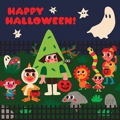 Uijung Kim, digital, illustration, korean, characters, happy, playful, fun, childrens, kids, illustrator, bold, bright