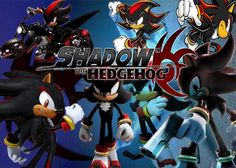 Awesome Shadow The Hedgehog | Shadow The Hedgehog Wallpaper by *Raymarg13 on deviantART