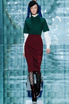 marc jacobs winter 2011 2012