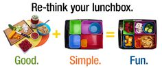 Laptop Lunches Bento Boxes. Spend less. Waste less. Eat well. www.laptoplunches.com