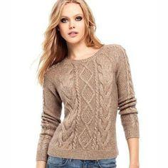 Осень снаряжение новых европейских и американских мода свободного покроя с длинными рукавами шею вязать свитер поворот дамские пуловеры 10Y6H 2 купить на AliExpress