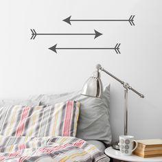 Arrow-Trio Wall Art Decal