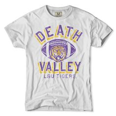 LSU Tigers T-Shirt by Tailgate