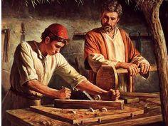 19 Marzo - Festa del papà: san Giuseppe il patrono degli artigiani in Italia