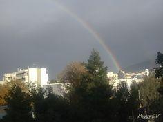 Rainbow Bright Spring, Seas, Seattle Skyline, Rainbow, Photos, Travel, Inspiration, Rain Bow, Biblical Inspiration