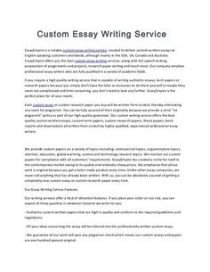 High School Essay Sample What Is The Best Custom Essay Writing Service High School Senior Essay also Essay Proposal Outline Apa Format For College Papers  Research Paper Sample Format  How To Write A Essay For High School