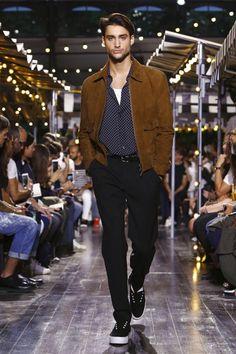 AMI Alexandre Mattiussi Menswear Spring Summer 2016 Paris