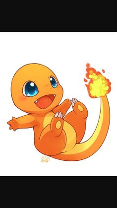 Charmander was my first pokemon, and will always hold a special place in my heart. I miss the original pokemon. Pikachu Pikachu, Pokemon Charmander, Charizard, Charmander Tattoo, Baby Pokemon, Pokemon Birthday, Cool Pokemon, Cute Pokemon Pictures, Pokemon Images