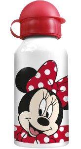 Minnie Mouse Alu Trinkflasche 10