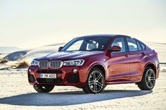 "With fastback styling similar to the larger X6, the BMW X4 arrives next month at New York as a ""Sports Activity Coupe."""