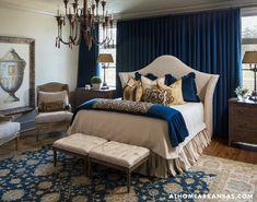 Blue master bedroom on pinterest royal blue bedding sets and master