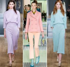 Fall/ Winter 2015-2016 Color Trends - Fashionisers