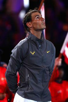 PHOTOS: Rafael Nadal loses Australian Open final to Novak Djokovic Tennis Rafael Nadal, Tennis Videos, Tennis Photos, Rafa Nadal, Tennis Lessons, Tennis Legends, Tennis World, Professional Tennis Players, Portrait Photography Men