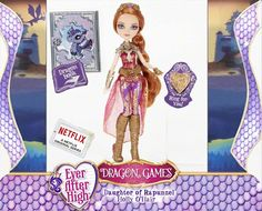 Ever after high Dragon Games Ever After High, Barbie 80s, Barbie Stuff, Lizzie Hearts, Batman Room, Famous Fairies, Chloe, High Falls, Fairy Tales For Kids
