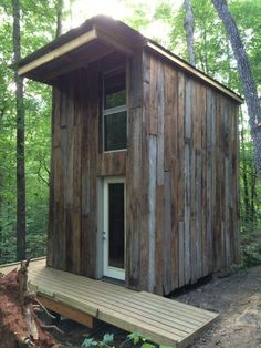 Tiny homes have helped cities across the nation address shortages of affordable housing and homelessness. Yet the trend hasn't caught on in Atlanta. Best Tiny House, Modern Tiny House, Micro House, Tiny House Design, Tiny House Movement, Atlanta City, Homeless People, Affordable Housing, Home Photo