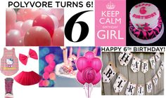 """""""Happy BDay Polyvore!!!"""" by aliciarhemminger ❤ liked on Polyvore"""