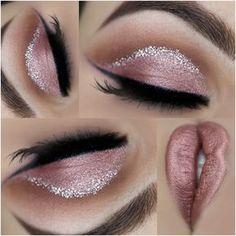 Tutorial – Maquiagem Ouro Rosa Efeito Profissional - http://www.pausaparafeminices.com/tutorial-make/tutorial-maquiagem-ouro-rosa-efeito-profissional/