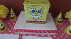 SimplyIced Party Details: SpongeBob Party