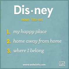 Definition of Disney °●°